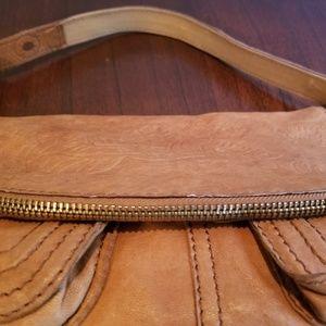 Lucky Brand Bags - Lucky Brand Italian Leather Shoulder Bag